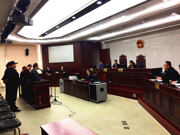 两万吨垃圾倾倒太湖西山案在苏州一审宣判