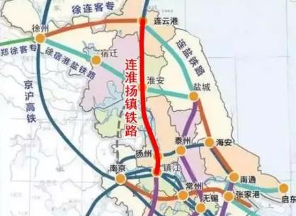 【交通】这条线一通,南京到连云港只要2小时!