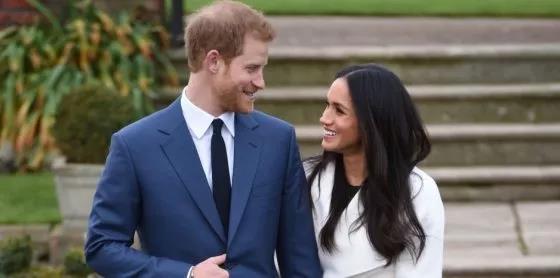 """【国际】哈里王子大婚!这个让人又爱又恨的""""皇室浪子""""终于寻得真爱"""