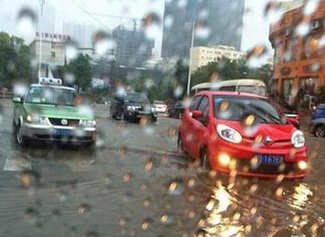 【天氣】南京迎降水局部大雨 最高溫度將回落至25℃左右