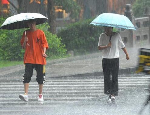 【天气】梅雨后半程突然发力 苏南未来3天都是大到暴雨