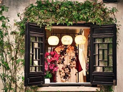 【朗读】「林杉声音杂志」旗袍,一首低眉的诗