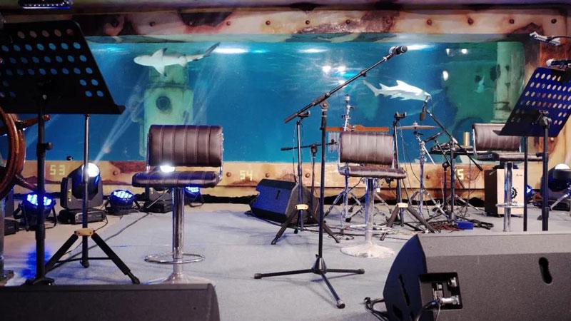 """六一节,小女孩Miumiu和我们一起在""""海底""""唱了一场直播"""