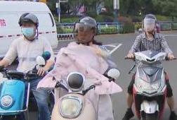 """江苏:电动车""""安全头盔""""该有个""""安全""""标准"""